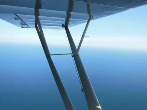 Over Østersjøen i 1.400 fot, foto Adriani Kanellopoulos